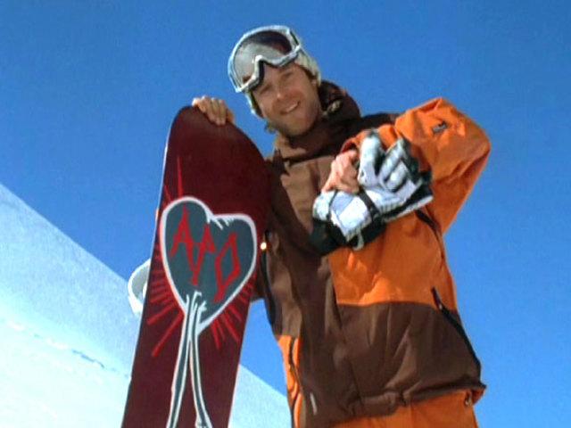 Сноуборд секс видео